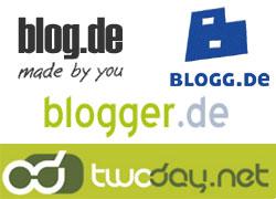Kostenlose Bloganbieter